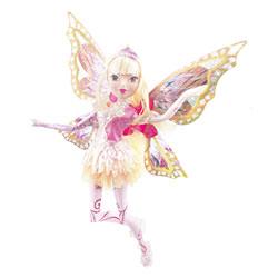 Poupée Winx Tynix Fairy Stella