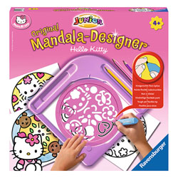 Mandala Designer–Série Hello Kitty