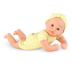 Mon premier Bébé Calin à Habiller 30 cm jaune