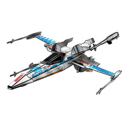 Star Wars Vaisseaux 3D à Customiser X-wing