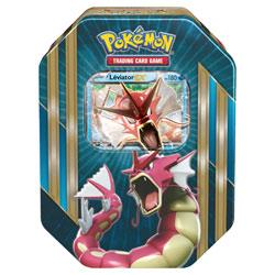 Pokemon pokebox Noel 2016 Leviator