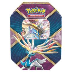 Pokemon pokebox Noel 2016 Xerneas