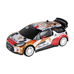 Voiture Citroen DS3 WRC Racing radiocommandes 1/24