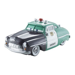 Cars Color Shifter Vehicule Sheriff