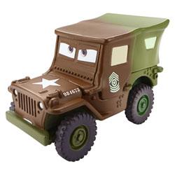 Cars Color Shifter Vehicule Sergent