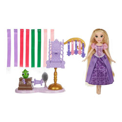 Coiffures créations Disney Princesses Raiponce