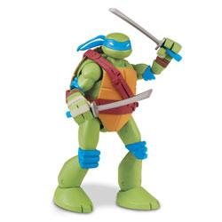 Tortue Ninja- Mutation Figurine de 14cm Léo