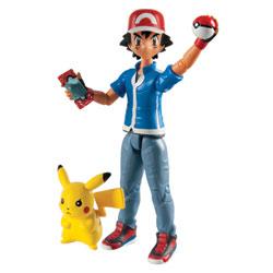 Figurine d'action Pokémon Sasha