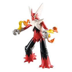 Figurine d'action Pokémon Mega Blaziken