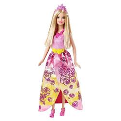 Princesses Barbie Fairytale rose