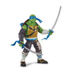 Tortues Ninja 2 - Léo figurine deluxe 14cm
