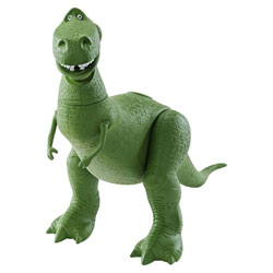 Figurine sonore Toy Story 15 cm Rex