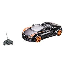 Bugatti Grand Sport Radiocommandée 1/18ème noir