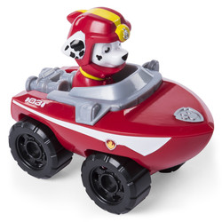Mini véhicule de secours Pat'Patrouille Marshall
