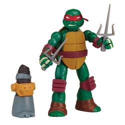 Tortue Ninja mutation figurine 12cm Raph