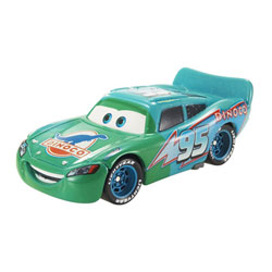 Cars Color Shifter Mc Queen Dinoco