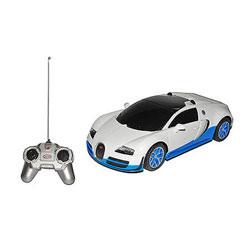 Voiture radiocommandée 1/24ème : Bugatti Veyron 16,4 Grand sport Vitesse