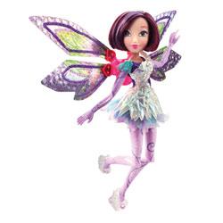 Poupée Winx Tynix Fairy Tecna