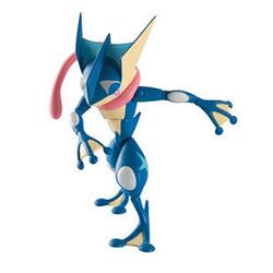 Figurine d'action Pokémon Amphinobi