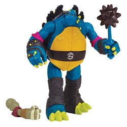 Tortue Ninja mutations figurine 12cm Slash + bras tmnt