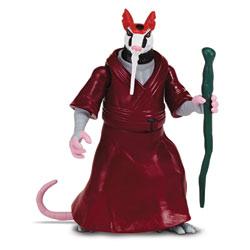 Tortue Ninja mutations figurine 12cm Splinter