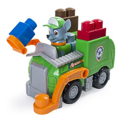 Pat'Patrouille véhicule à fonction ionix junior Rocky