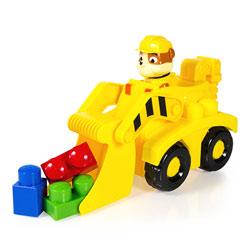 Pat'Patrouille véhicule à fonction ionix junior Ruben