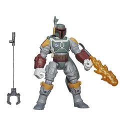Star Wars Hero Mashers figurine Deluxe Boba Fett