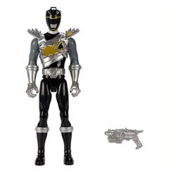 Figurine Géante 30cm Power Rangers noir