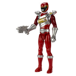 Figurine Géante 30cm Power Rangers rouge