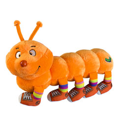 Mille pa-pattes 10 pattes orange