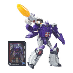 Transformers Generation Voyager Titan War Galvatron