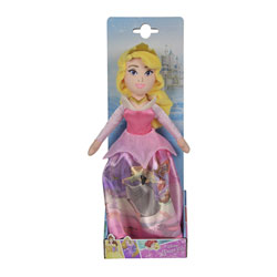 Peluche Princess storytelling 25cm Aurore