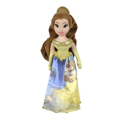 Peluche Princess storytelling 25cm Belle