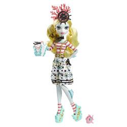 Monster High poupée pirat-terreur Lagoona