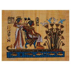 Puzzle 2000P Nathan Le pharaon et son épouse