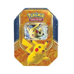 Pokemon pokebox Noel 2016 Pikachu
