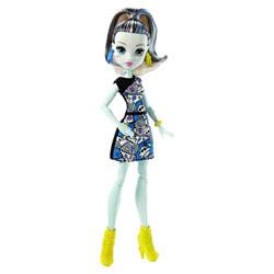 Poupée Goule Monster High Frankie Stein