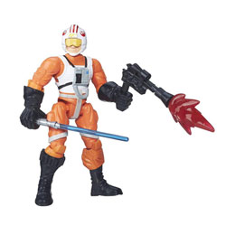 Figurine Luke Skywalker Star Wars Hero Mashers