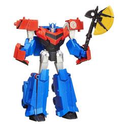 Transformers RID deluxe Optimus prime avec arme