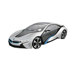 Voiture radiocommandée 1/24e BMW I8