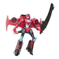 Transformers RID deluxe Windblade avec arme