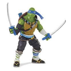 Tortues Ninja figurines 12cm Leo
