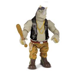 Tortues Ninja figurines 12cm Rocksteady
