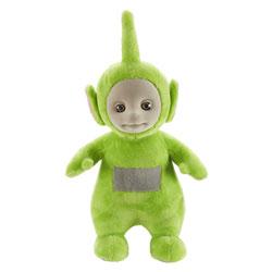 Peluche son Teletubbies vert Dipsy