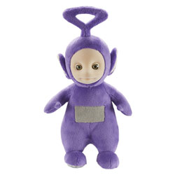 Peluche son Teletubbies violet Tinky Winky