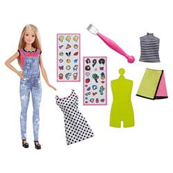 Barbie D.I.Y. mode émoticônes blonde