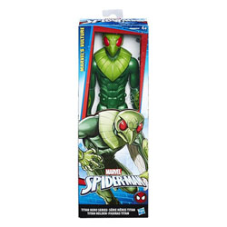 Figurines Spiderman Villains 30 cm : Super vilain volant