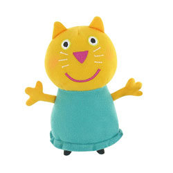 Peppa Peluche Candie Chat