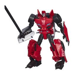 Transformers RID deluxe Warrior Sideswipe